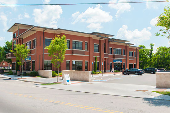 franklin synergy bank headquarters